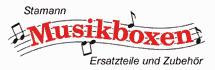 Stamann Musikboxen Logo