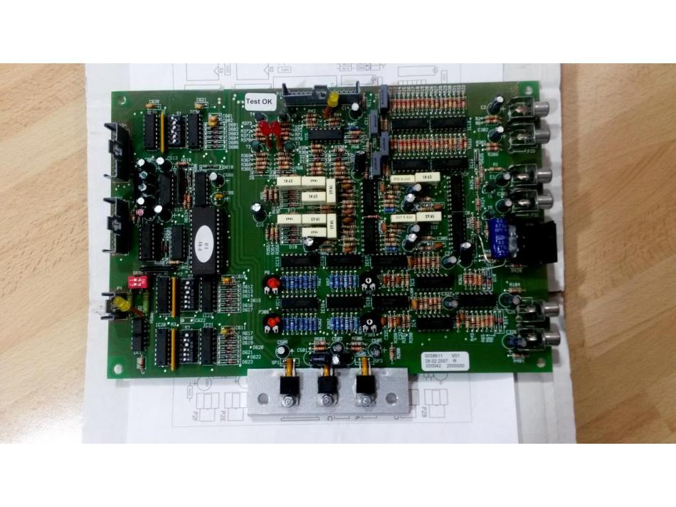 Wurlitzer OMT CD Vorverstärker vollst. , Pre-amp