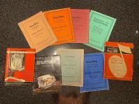 +++ WurliTzer Manuals and Parts Catalogs +++