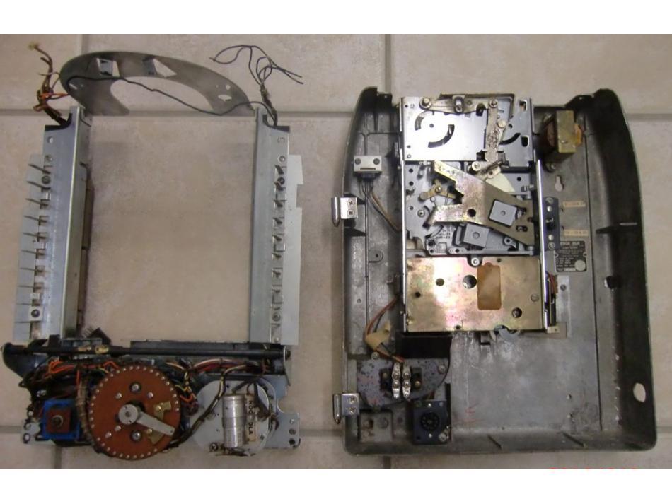 Rock Ola wallbox Fernwähler Model 1554/1557