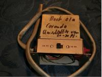 Rock-Ola Coronado 431  oder andere.Münzumschalter 20auf 30 Pf.