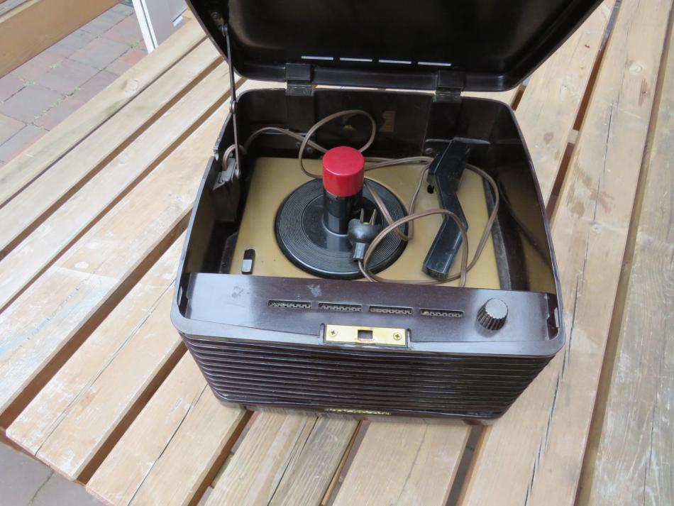 RCA 45EY3 Plattenwechsler