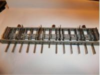 2  Tastatur Teile Wurlitzer 1800er